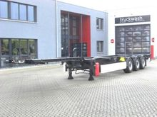 2008 Krone SDC Containerchassis