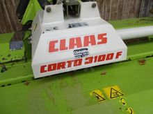 Used 2004 Claas Cort