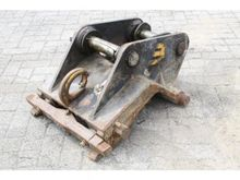 Beco Hydraulic Quickcoupler CW
