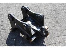 Hydraulic Quickcoupler CW 10 H.