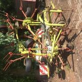 Used Claas volto 740