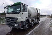 2009 Mercedes-Benz 3536 8x4 Ste