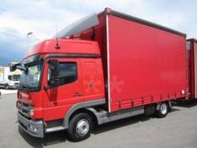 2011 Mercedes ATEGO III 822 L S