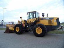 Used 2008 Komatsu WA