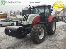 2014 Steyr CVT 6145