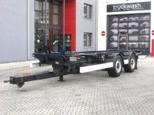 2011 Krone ZZ W / BPW-Achsen /