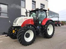 Used 2015 Steyr 6165
