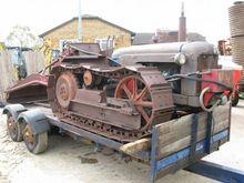 County Fordson Major Diesel Cra
