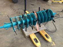 Spare rotor for muck spreader R