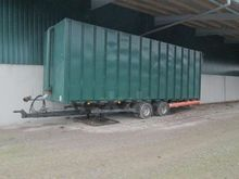 Wecon Güllecontainer 65 cbm