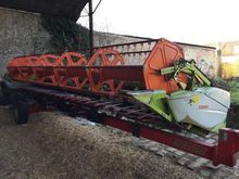 Used Claas 750 Vario