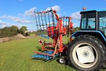 2009 Opico 6M GRASS HARROW & SE