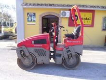 Used 2007 Bomag BW10