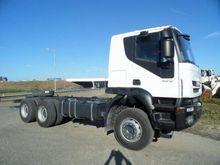 2014 Iveco Trakker 420 6x4 Chas