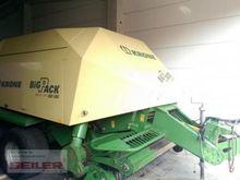 2001 Krone Big Pack 128 VFS Mul