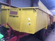 Mullié kipwagen 10 ton