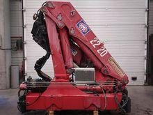 2000 HMF Grúa ocasión HMF 2223