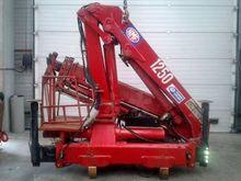 1999 HMF Grúa ocasión HMF 1253