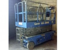 1997 Genie Plataforma autopropu