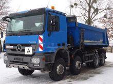 2014 Mercedes-Benz MB ACTROS 41