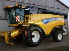 Used 2011 Holland CX