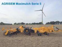 2016 Agrisem Maximulch Serie 5