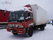 2007 Foton Auman (АФ-77W1BJ)