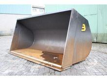 Beco Loading Bucket WG 2750