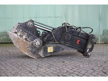 Used Verachtert Hydr