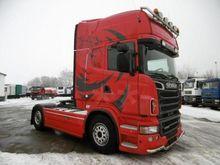 2011 SCANIA R500 Topline Retard