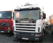 1998 SCANIA 144 L 460