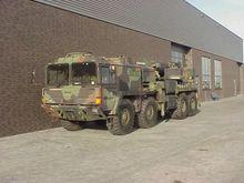 1999 Man BFK 3040 8X8 FAUN CRAN