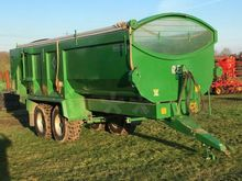 2013 Larrington harvester
