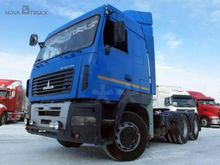 2012 Maz 6430А9-1320-020
