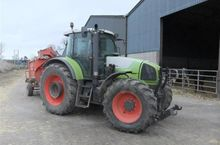 2008 Claas Ares 836