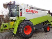 2002 Claas Lexion 450 II