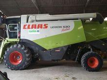 2010 Claas LEXION 530 MONT
