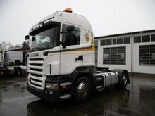 2009 SCANIA R440 Highline Schal