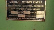 1989 Weinig Unicontrol 10/5