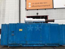 1993 Baudouin 12P15-2 generator