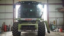 Used 2010 Claas tuca