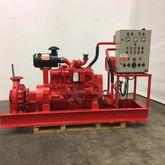 Iveco driven CFI water pump. Ve