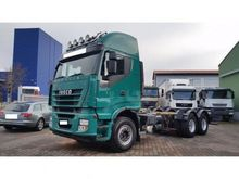 2011 Iveco AS260S50Z/P-Euro 5 -