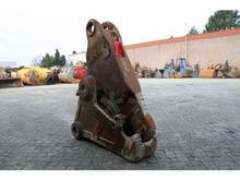 Cat Demolitionshear MP20 CC jaw
