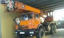 2010 Kamaz Ivanovest 25 ton 6x6