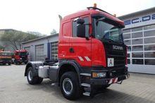 2014 SCANIA G410 4x4 EURO6 SZM