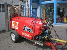 Used Wanner S 1000 i