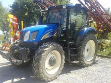 2008 New Holland T 6010 PLUS