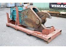 VTN Scrap Metal Shear CI15