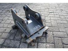 Vantec Hydraulic Quick Coupler